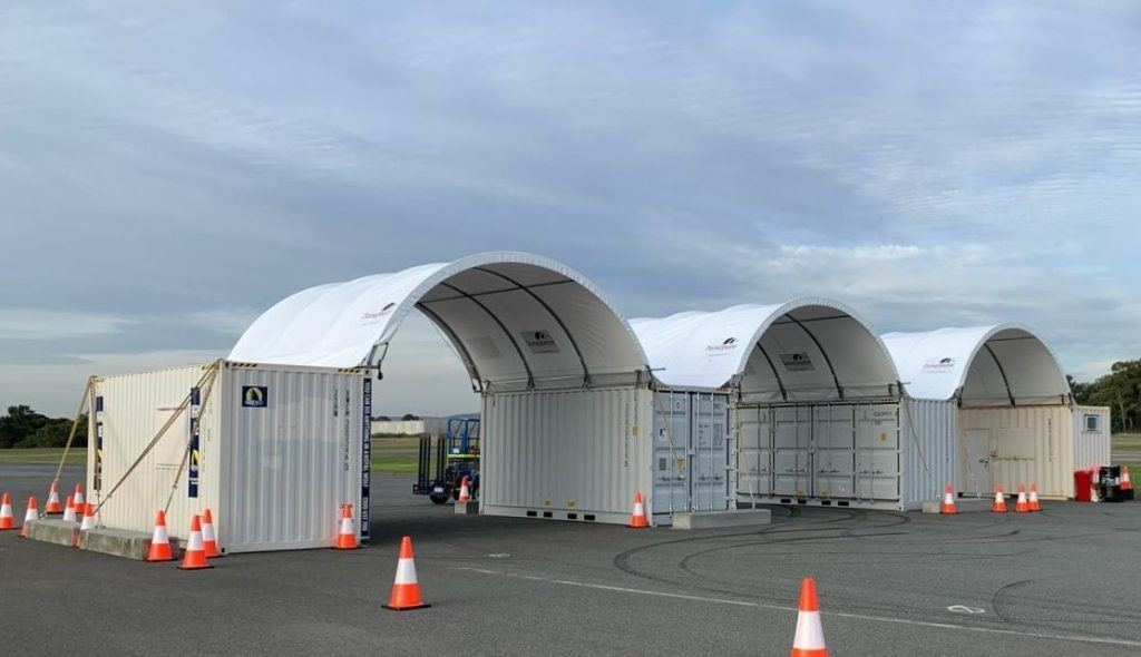 mineral_resources_temporary_container_dome_shelter
