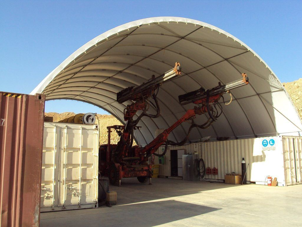 Barminco_Egypt_Africa_container_dome_shelters